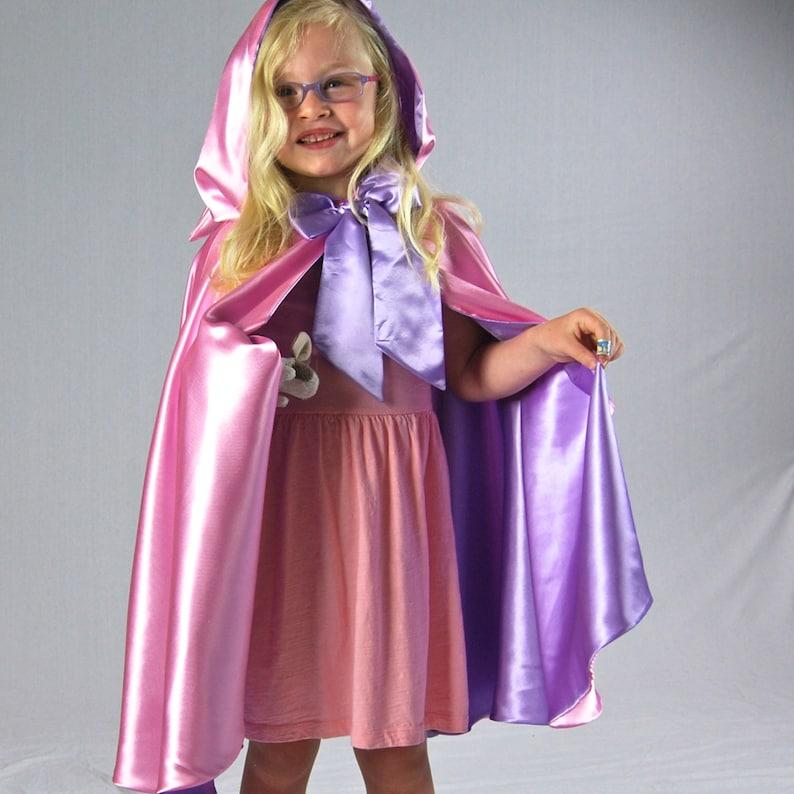 Pink Cape Lilac Princess READY TO SHIP image 0