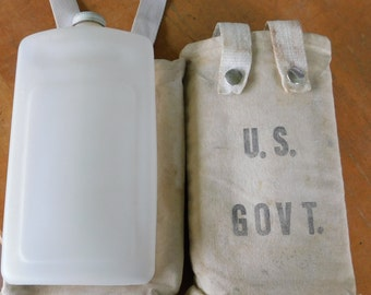 Vintage U.S. Government Water Canteens
