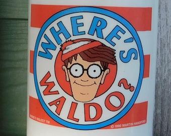 Where's Waldo Thermos