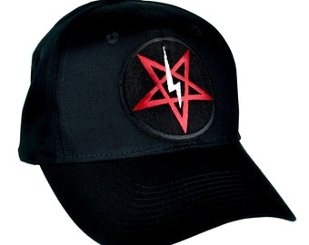 1d99831f3 Satanic hat | Etsy