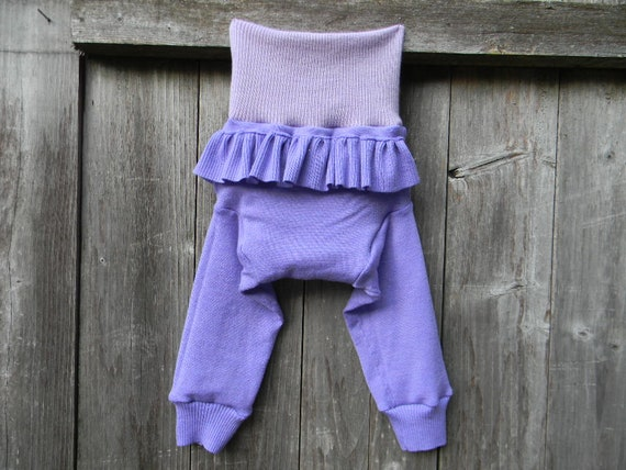 e392bf033 Large Upcycled Merino Wool Longies Soaker Cover Diaper Cover