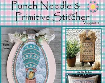PunchNeedle Patts/Supp