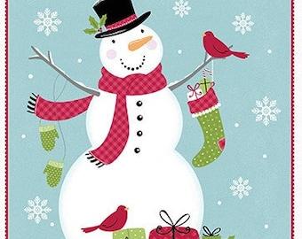 Quilt Fabric, Joy, Joy Panel, Multi, Christmas Fabric, Holiday, Benartex, Contempo, Cherry Blossom Quilting, Cherry Guidry