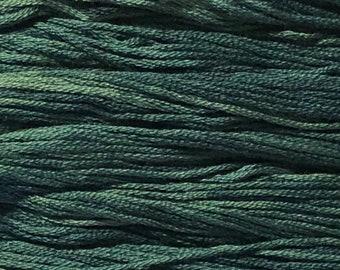 Gentle Art, Sampler Threads, Brethren Blue, #7004, 10 YARD Skein, Embroidery Floss, Counted Cross Stitch, Hand Embroidery Thread