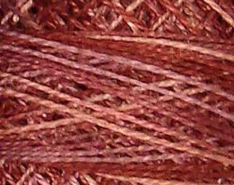 Valdani 3 Strand, P8, Cotton Floss, Old Rose, Punch Needle, Embroidery, Penny Rugs, Wool Applique, Cross Stitch, Pearl Cotton