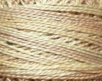 Valdani 3 Strand, O576, Cotton Floss, Weathered Hay, Punch Needle, Embroidery, Penny Rugs, Wool Applique, Cross Stitch