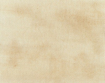 "18 Count Aida, Gingersnap, 15"" x 18"", Aida 18, Zweigart, Counted Cross Stitch, Cross Stitch Fabric, Embroidery Fabric, Evenweave Fabric"