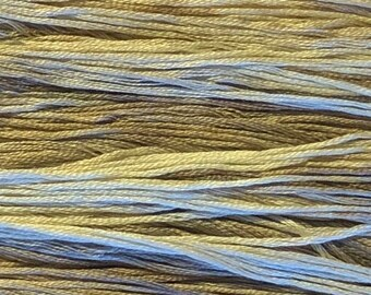 Gentle Art, Simply Shaker Threads,Antique Lace,#7091, 10 YARD Skein, Embroidery Floss, Counted Cross Stitch, Hand Embroidery Thread