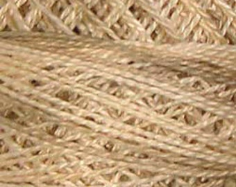 Valdani Thread, Size 8, JP4, Perle Cotton, Pale Petals, Embroidery Thread, Needlework, Sewing Accessory, Pearl Cotton, Variegated, Colorfast