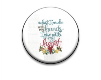 Needle Minder, Give With My Heart, Hands on Design, Needle Nannies, Rare Earth Magnet, Zappy Dots, Needle Nanny, Needle Holder