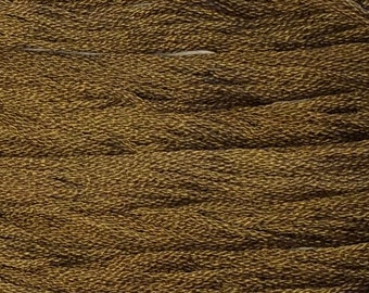 Classic Colorworks, Trail Dust, CCT-254, 5 YARD Skein, Hand Dyed Cotton, Embroidery Floss, Counted Cross Stitch, Hand Embroidery Thread