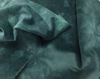 Velveteen, Cucumber, Green Velveteen, Hand Dyed Velveteen, Cotton Velveteen, Finishing Fabric, Velveteen Fabric, Lady Dot Creates