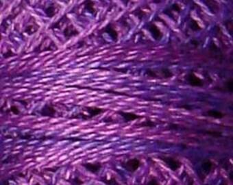 Valdani, Size 8, O541, Valdani Perle Cotton, Mauve Orchid, Embroidery Thread, Needlework, Sewing Accessory, Punch Needle, Cross Stitch