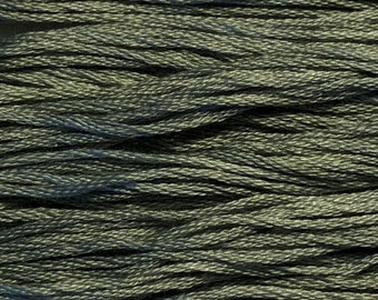 Classic Colorworks, St. Bernard, CCT-105, 5 YARD Skein, Hand Dyed Cotton, Embroidery Floss, Counted Cross Stitch, Hand Embroidery Thread