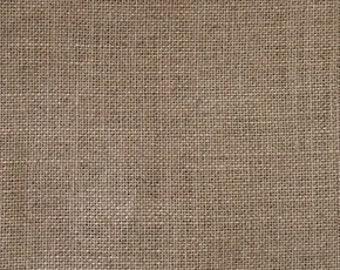 36 Count Linen, Mink, Edinburgh Linen, Cross Stitch Fabric, Embroidery Fabric, Evenweave Linen, Needlework, R & R Reproductions