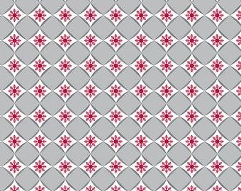 Quilt Fabric, Joy, Diamond Flake, Grey, Christmas Fabric, Holiday, Benartex, Contempo, Cherry Blossom Quilting, Cherry Guidry