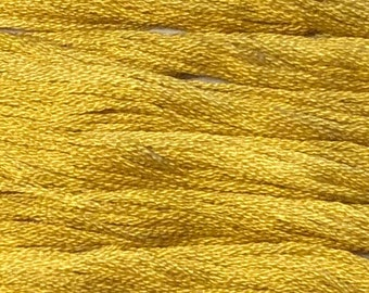 Classic Colorworks, Queen Bee, CCT-188, 5 YARD Skein, Hand Dyed Cotton, Embroidery Floss, Counted Cross Stitch, Hand Embroidery Thread