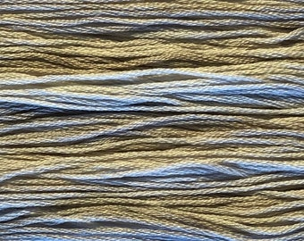 Classic Colorworks, Shabby Sheep, CCT-235, 5 YARD Skein, Hand Dyed Cotton, Embroidery Floss, Counted Cross Stitch, Embroidery Thread