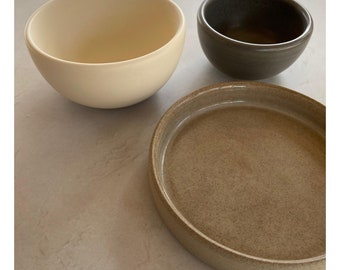 Stoneware Bowls, Heartware Stoneware, Stoneware Bowl, Stoneware Tart, Small Finishing Bowls, Heart in Hand, PATTERN ONLY