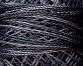 Valdani Thread, Size 8, O126, Perle Cotton, Old Cottage Grey, Punch Needle, Embroidery, Penny Rugs, Primitive Stitching, Sewing Accessory