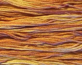 Gentle Art, Simply Shaker Threads, Autumn,#7056, 10 YARD Skein, Embroidery Floss, Counted Cross Stitch, Hand Embroidery Thread