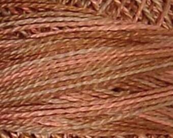 Valdani Thread, Size 12, JP6, Valdani Perle Cotton, Muddy Pots, Punch Needle, Embroidery, Penny Rugs, Primitive Stitching, Sewing Accessory