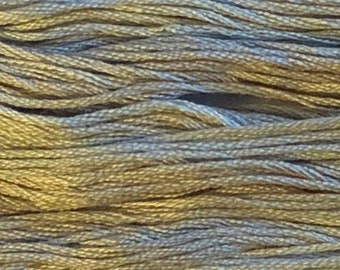 Classic Colorworks, Mariner's Compass, CCT-225, 5 YARD Skein, Hand Dyed Cotton, Embroidery Floss, Counted Cross Stitch, Embroidery Thread