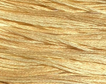 Weeks Dye Works, Honeysuckle, WDW-1108, 5 YARD Skein, Hand Dyed Cotton, Embroidery Floss, Counted Cross Stitch, Hand Embroidery, PunchNeedle