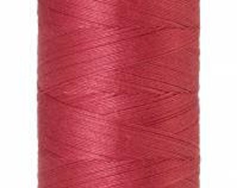 Mettler Thread, Blossom, #0628, 60wt, Solid Cotton, Silk Finish Cotton, Embroidery Thread, Sewing Thread, Quilting Thread, Sewing Thread