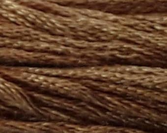 Classic Colorworks, Ye Olde Gold, CCT-176, 5 YARD Skein, Hand Dyed Cotton, Embroidery Floss, Counted Cross Stitch, Hand Embroidery Thread
