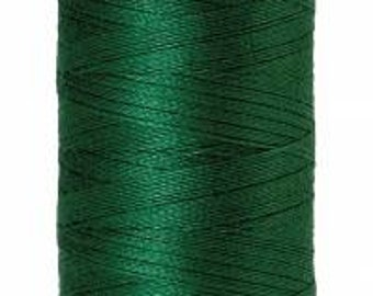 Mettler Thread, Kelley, #0224 60wt, Solid Cotton, Silk Finish Cotton, Embroidery Thread, Sewing Thread, Quilting Thread, Sewing Thread