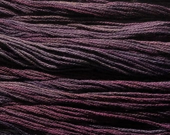 Gentle Art, Simply Shaker Threads, Amethyst, #0891, 10 YARD Skein, Embroidery Floss, Counted Cross Stitch, Hand Embroidery Thread