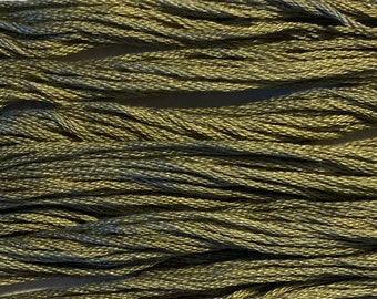 Classic Colorworks, Joshua Tree, CCT-146, 5 YARD Skein, Hand Dyed Cotton, Embroidery Floss, Counted Cross Stitch, Embroidery Thread