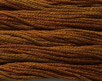 Classic Colorworks, Brandied Pears, CCT-171, 5 YARD Skein, Hand Dyed Cotton, Embroidery Floss, Counted Cross Stitch, Embroidery Thread
