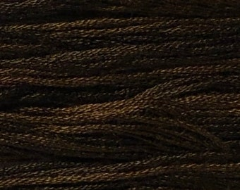Classic Colorworks, Caterpillar, CCT-192, 5 YARD Skein, Hand Dyed Cotton, Embroidery Floss, Counted Cross Stitch, Hand Embroidery Thread
