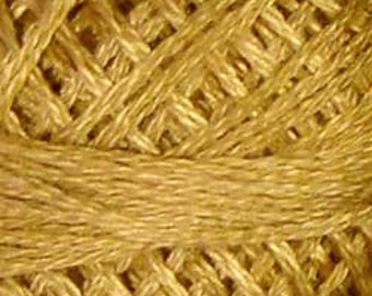 Valdani 3 Strand, 851, Antique Gold Lt, Cotton Floss, Punch Needle, Embroidery, Penny Rugs, Wool Applique, Cross Stitch, Hardanger, Tatting