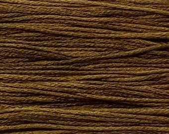 Weeks Dye Works, Schneckley, WDW-1223, 5 YARD Skein, Hand Dyed Cotton, Embroidery Floss, Counted Cross Stitch, Hand Embroidery, Punch Needle