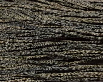 Weeks Dye Works, Dolphin, WDW-1296, 5 YARD Skein, Hand Dyed Cotton, Embroidery Floss, Counted Cross Stitch, Hand Embroidery, PunchNeedle