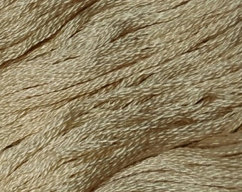 Gentle Art, Simply Shaker Threads, Straw Bonnet, #7002, 10 YARD Skein, Embroidery Floss, Counted Cross Stitch, Hand Embroidery Thread