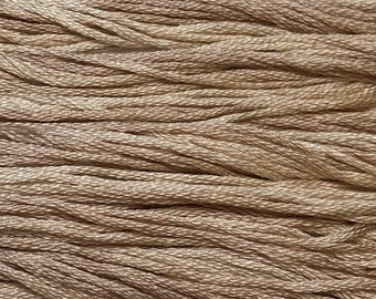 Classic Colorworks, Tea and Biscuits, CCT-245, 5 YARD Skein, Hand Dyed Cotton, Embroidery Floss, Counted Cross Stitch,Hand Embroidery Thread