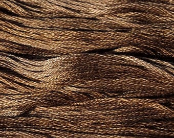 Classic Colorworks, Straw Hat, CCT-231, 5 YARD Skein, Hand Dyed Cotton, Embroidery Floss, Counted Cross Stitch, Hand Embroidery Thread