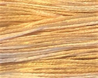 Weeks Dye Works, Baby's Breath, WDW-1103, 5 YARD Skein, Hand Dyed Cotton, Embroidery Floss, Cross Stitch, Hand Embroidery, Punch Needle