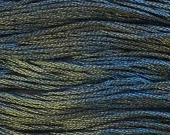 Classic Colorworks, Chesapeake Bay, CCT-257, 5 YARD Skein, Hand Dyed Cotton, Embroidery Floss, Counted Cross Stitch, Hand Embroidery Thread