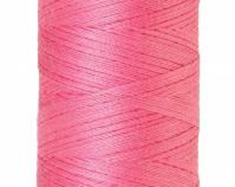 Mettler Thread, Roseate, #0067, 60wt, Solid Cotton, Silk Finish Cotton, Embroidery Thread, Sewing Thread, Quilting Thread, Sewing Thread