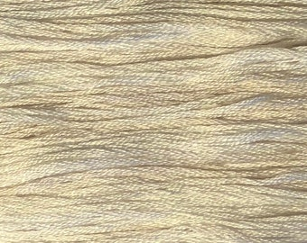 Classic Colorworks, Toasted Marshmallow, 044, 5 YARD Skein, Hand Dyed Cotton, Embroidery Floss, Counted Cross Stitch, Hand Embroidery Thread