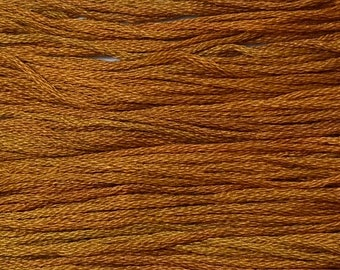 Classic Colorworks, Autumn Spice, CCT-251, 5 YARD Skein, Hand Dyed Cotton, Embroidery Floss, Counted Cross Stitch, Hand Embroidery Thread