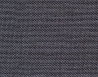 36 Count Linen, Edinburgh Linen, Slate Linen, Black Linen, Cross Stitch Fabric, Embroidery Fabric, Linen, Needlework, Cross Stitch