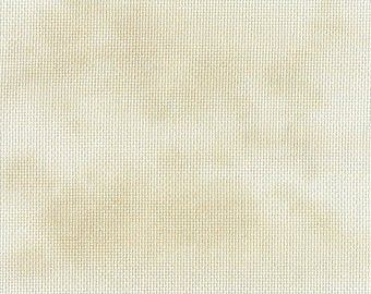 "18 Count Aida, Irish Cream, 15"" x 18"", Aida 18, Zweigart, Counted Cross Stitch, Cross Stitch Fabric, Embroidery Fabric, Evenweave Fabric"
