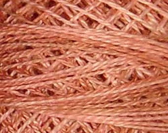 Valdani Thread, Size 12, JP5, Perle Cotton, Nantucket Rose, Punch Needle, Embroidery, Penny Rugs, Primitive Stitching, Sewing Accessory