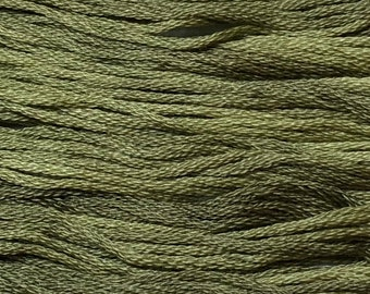 Classic Colorworks, Nature Trail, CCT-252, 5 YARD Skein, Hand Dyed Cotton, Embroidery Floss, Counted Cross Stitch,Hand Embroidery Thread